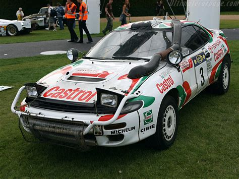 Toyota Celica GT-Four ST185 High Resolution Image (5 of 6)