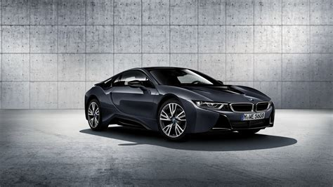 2017 BMW I8 Protonic Dark Silver Edition Pictures, Photos