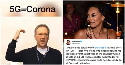 No, 5G Does Not Cause Coronavirus and Keri Hilson Is Not a