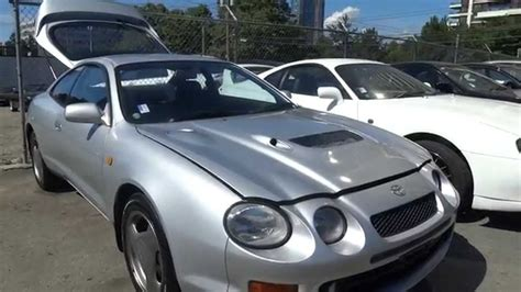 1995 Toyota Celica GT-Four for sale in Vancouver, BC