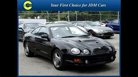 1995 Toyota Celica GT-Four AWD Turbo Manual ONLY 92K'S for